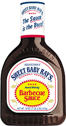 BBQ Sauce, Sweet Baby Ray's® Original BBQ Sauce (18 oz Bottle)
