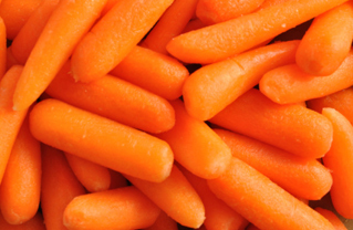 Fresh Carrots, Baby Peeled Carrots (16 oz Bag)