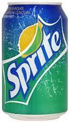 Soda, Sprite® Soda (Single 12 oz Can)