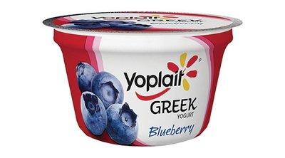 Yogurt, General Mills® Yoplait® Greek Yogurt, Blueberry