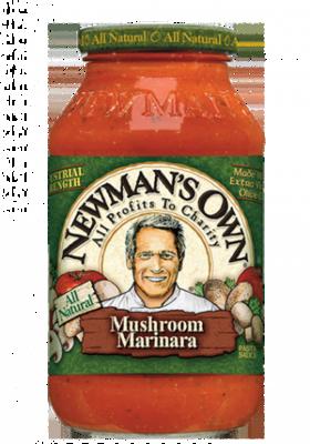 Marinara Pasta Sauce, Newman's Own® Marinara Sauce (24 oz Jar)