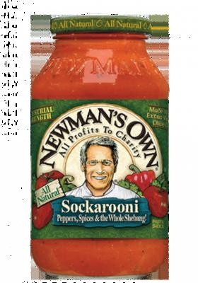 Pasta Sauce, Newman's Own® Sockarooni Pasta Sauce (24 oz Jar)