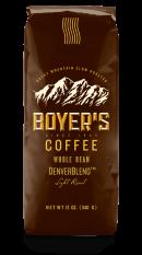 Ground Coffee, Boyer's® Denver Blend™ Ground Coffee (12 oz Bag)