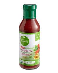 Salad Dressing, Simple Truth™ Raspberry Vinaigrette Salad Dressing (12 oz Bottle)