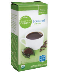 Ground Coffee, Simple Truth™ Dark Medium Roast Ground Coffee (11 oz Bag)