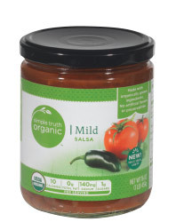 Salsa, Simple Truth™ Mild Salsa (16 oz Jar)