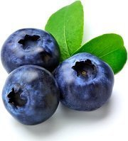 Fresh Blueberries, Organic Blueberries (4.4 oz Tray)