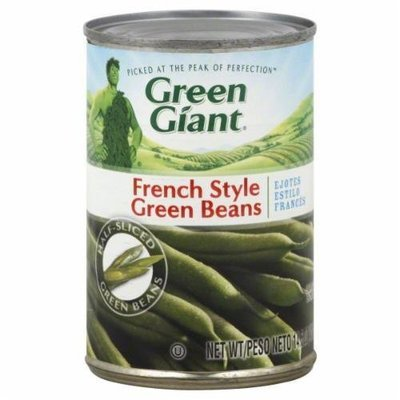 Canned Green Beans, Green Giant® French Style Green Beans (14.5 oz Can)