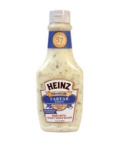 Tartar Sauce, Heinz® Tartar Sauce, 12.5 oz Bottle