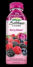 Juice Drink, Bolthouse Farms® Berry Boost™ (15.2 oz Bottle)