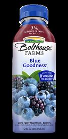 Juice Drink, Bolthouse Farms® Blue Goodness® (15.2 oz Bottle)