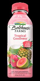 Juice Drink, Bolthouse Farms® Tropical Goodness® (15.2 oz Bottle)