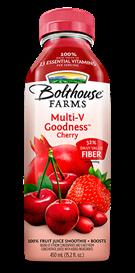 Juice Drink, Bolthouse Farms® Multi-V Goodness™ Cherry (15.2 oz Bottle)