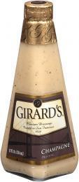 Salad Dressing, Girard's® Champagne (12 oz Bottle)