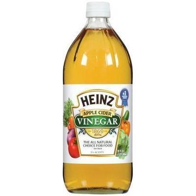 Vinegar, Heinz® Apple Cider Filtered Vinegar (32 oz Bottle)