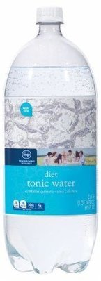 Tonic Water, Kroger® Diet Tonic Water (2 Liter Bottle)