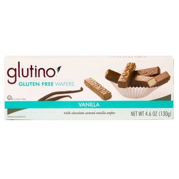 Cookies, Glutino® Gluten Free Vanilla Wafers (4.6 oz Box)