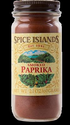 Seasonings, Spice Islands® Smoked Paprika (2.1 oz Jar)
