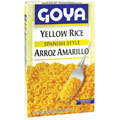 Rice, Goya® Yellow Rice, Arroz Amarillo, 8 oz Box