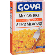Rice, Goya® Mexican Style Rice (8 oz Box)
