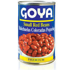 Canned Red Beans, Goya® Small Red Beans (15.5 oz Can)