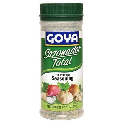 Seasonings, Goya® Sazonador Total Seasoning (11 oz Jar)