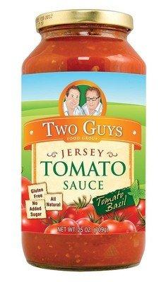Marinara Pasta Sauce, Two Guys® Jersey Marinara Sauce (24 oz Jar)
