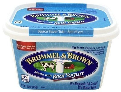 Butter, Brummel and Brown® Buttery Spread (15 oz Tub)