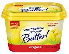 Butter, I can't believe it's not Butter® Original Buttery Spread (15 oz Tub)