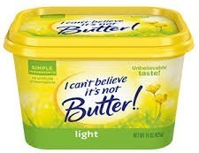 Butter, I can't believe it's not Butter® Light Buttery Spread (15 oz Tub)