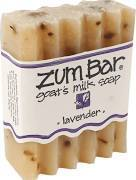 Soap, Zum Bar® Lavender Goats Milk Soap (3 oz Bar)