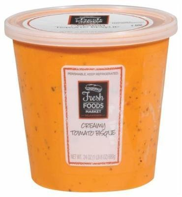 Fresh Soup, Fresh Foods Market® Tomato Bisque Soup (24 oz Cup)