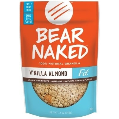 Granola, Bear Naked® Vanilla Almond Granola (12 oz Bag)