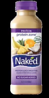 Juice Drink, Naked Juice® Protein Zone® (15.2 oz Bottle)