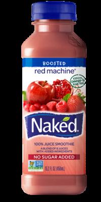 Juice Drink, Naked Juice® Red Machine® (15.2 oz Bottle)
