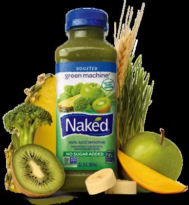 Juice Drink, Naked Juice® Green Machine® (15.2 oz Bottle)