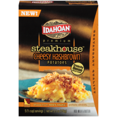 Frozen Potatoes, Idahoan®