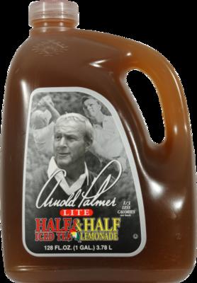 Lemonade, Arizona® Arnold Palmer Light ½ Iced Tea & ½ Lemonade (128 oz Jug)