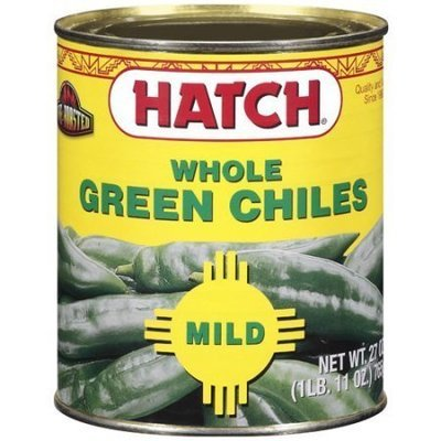 Green Chiles, Hatch® Mild Whole Green Chiles (27 oz Can)