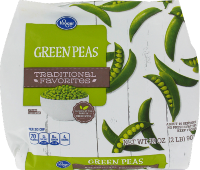 Frozen Green Beans, Kroger® Green Beans (32 oz Bag)
