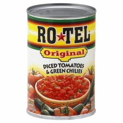 Canned Tomato, Rotel® Original Diced Tomatoes & Green Chilies (10 oz Can)