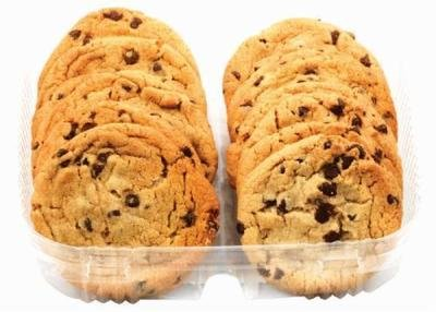 Cookies, Bakery Fresh Goodness® Chocolate Chip Cookies (16 oz Tray)