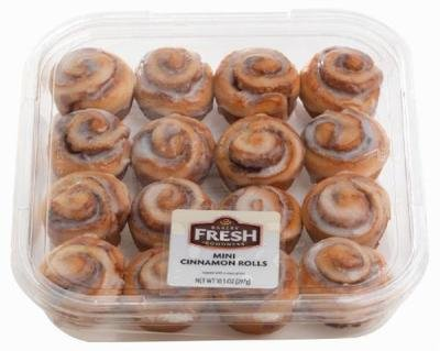 Rolls, Bakery Fresh Goodness® Mini Cinnamon Rolls (10.5 oz Bag)