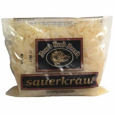 Sauerkraut, Boar's Head® Sauerkraut (16 oz Bag)
