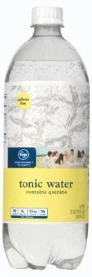 Tonic Water, Kroger® Tonic Water (1 Liter Bottle)