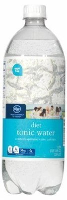 Tonic Water, Kroger® Diet Tonic Water (1 Liter Bottle)