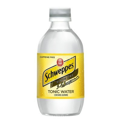 Tonic Water, Schweppes® Tonic Water (10 oz Bottle, Single Bottle)