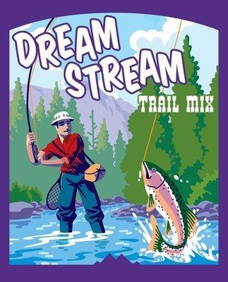 Snack, Rocky Mountain Treats® Dream Stream™ Cranberry Trail Mix (6.5 oz Bag)