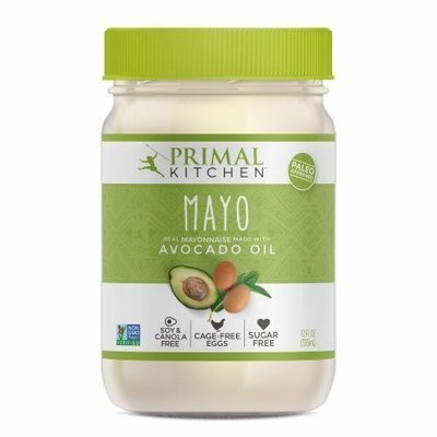Avocado Mayonnaise, Primal Kitchen® Avocado Oil Mayo (12 oz Jar)