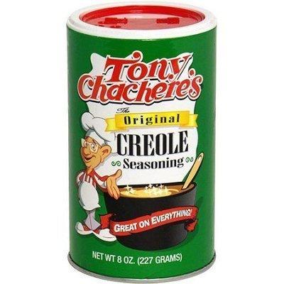 Seasonings, Tony Chachere's® Original Creole Seasoning (8 oz Jar)